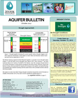 Click here to download a pdf of the October Aquifer Bulletin