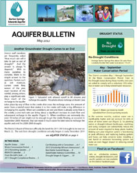 Click here to download a pdf of the Spring 2012 Aquifer Bulletin